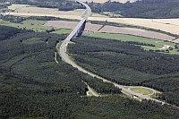 Autobahnabfahrt Ilmenau-West