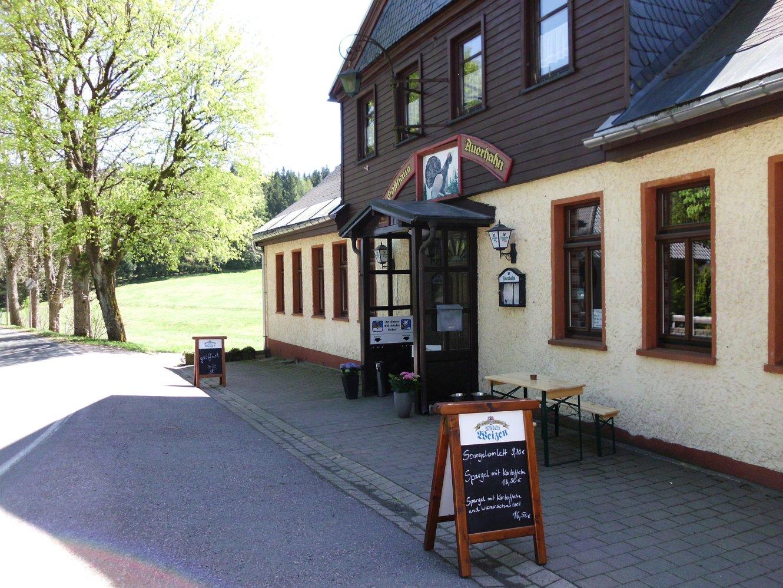 Gasthaus Auerhahn - Stützerbach