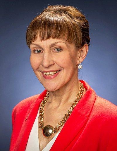Integrationsbeauftragte Maria Franczyk