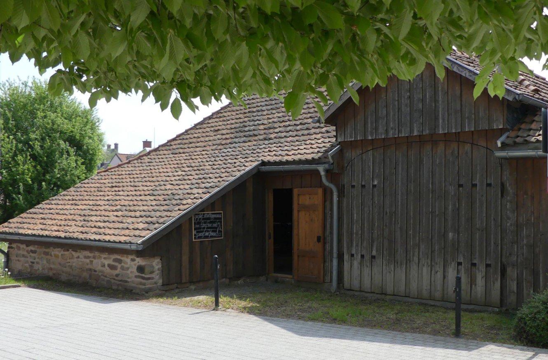 Historischer Münzkeller