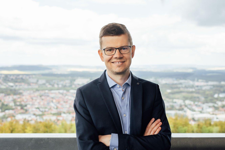 Dr. Daniel Schultheiß Juli 2021