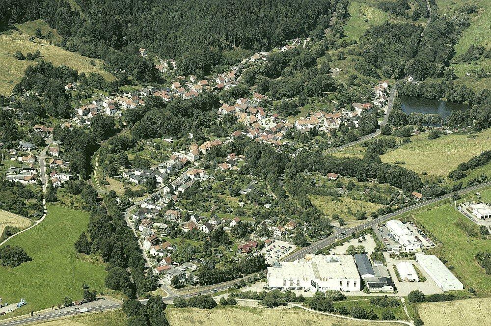 Luftbild von 2009