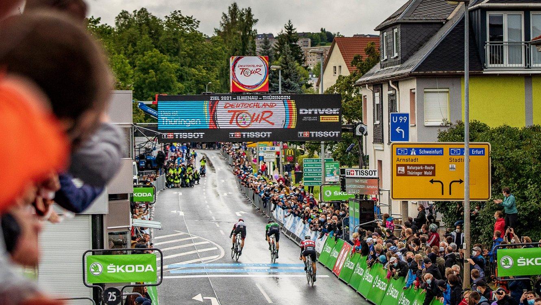 Zielbereich Deutschland Tour 2021